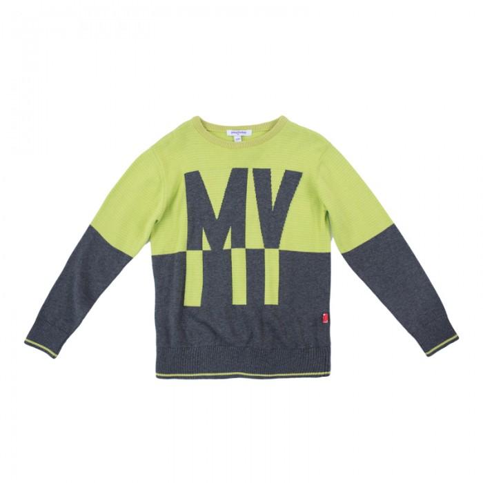 Джемперы, свитера, пуловеры Playtoday Джемпер трикотажный для мальчиков Рок-звезда 181055 джемпер playtoday джемпер