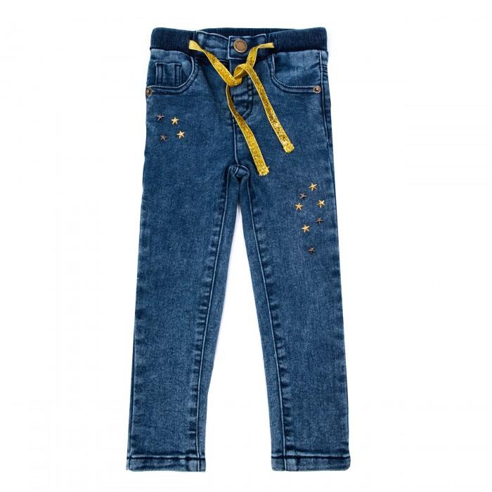 Купить Брюки и джинсы, Playtoday Джинсы для девочек Сверкающий шик 388111