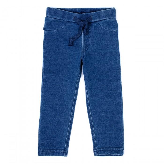 Купить Брюки и джинсы, Playtoday Джинсы для девочек Сверкающий шик 388118