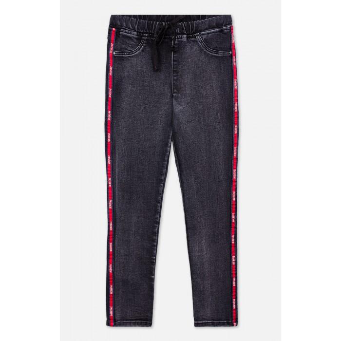 Картинка для Брюки и джинсы Playtoday Джинсы для девочки Art free 392013/394077