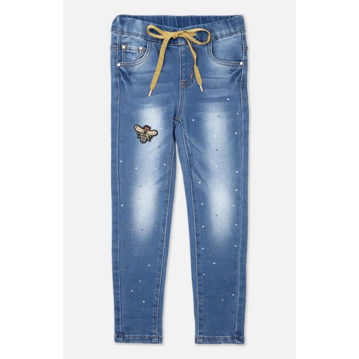 Купить Брюки и джинсы, Playtoday Джинсы для девочки Magic forest 392154