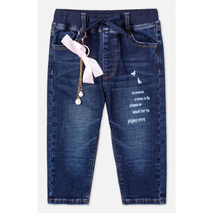 Купить Брюки и джинсы, Playtoday Джинсы для девочки Snow College 398020