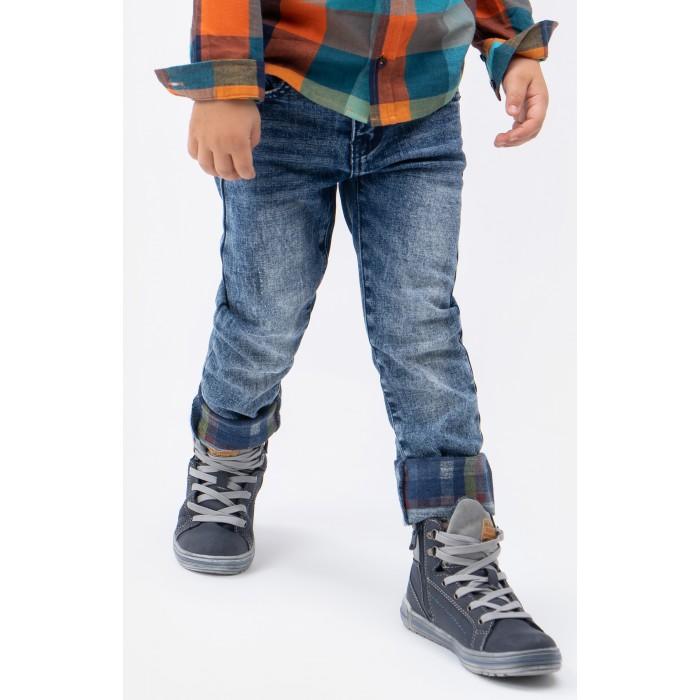 Купить Брюки и джинсы, Playtoday Джинсы для мальчика Forest camping 391025/393073