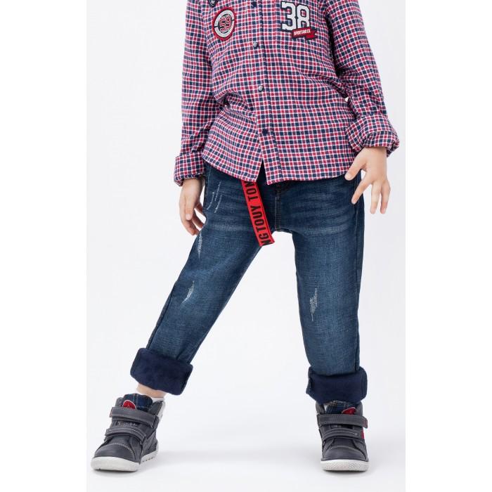 Купить Брюки и джинсы, Playtoday Джинсы для мальчика Forest camping 391071/393071