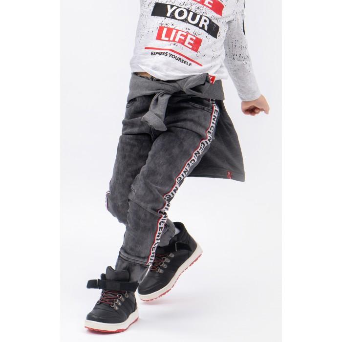 Купить Брюки и джинсы, Playtoday Джинсы для мальчика Free style 391109