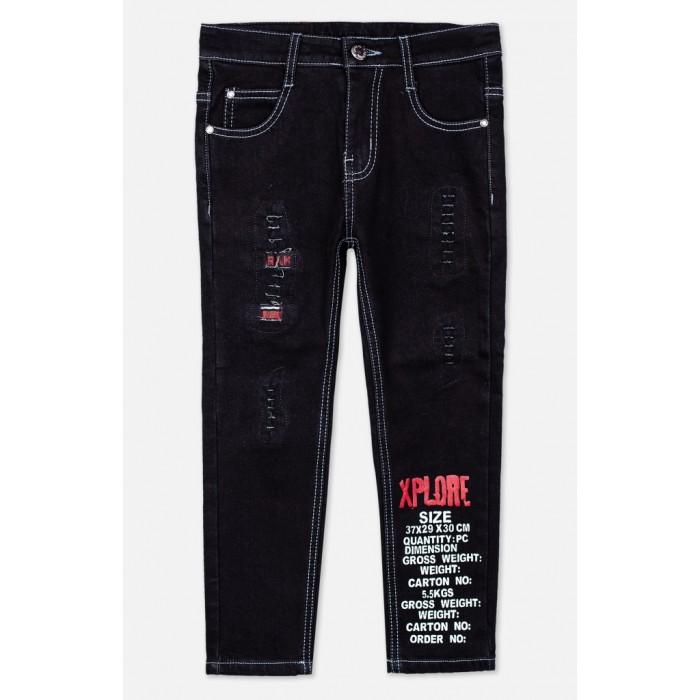 Купить Брюки и джинсы, Playtoday Джинсы для мальчика Hype street 391003