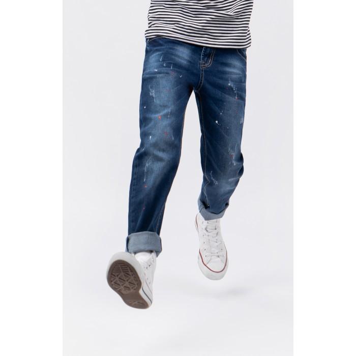 Купить Брюки и джинсы, Playtoday Джинсы для мальчика Hype street 393047
