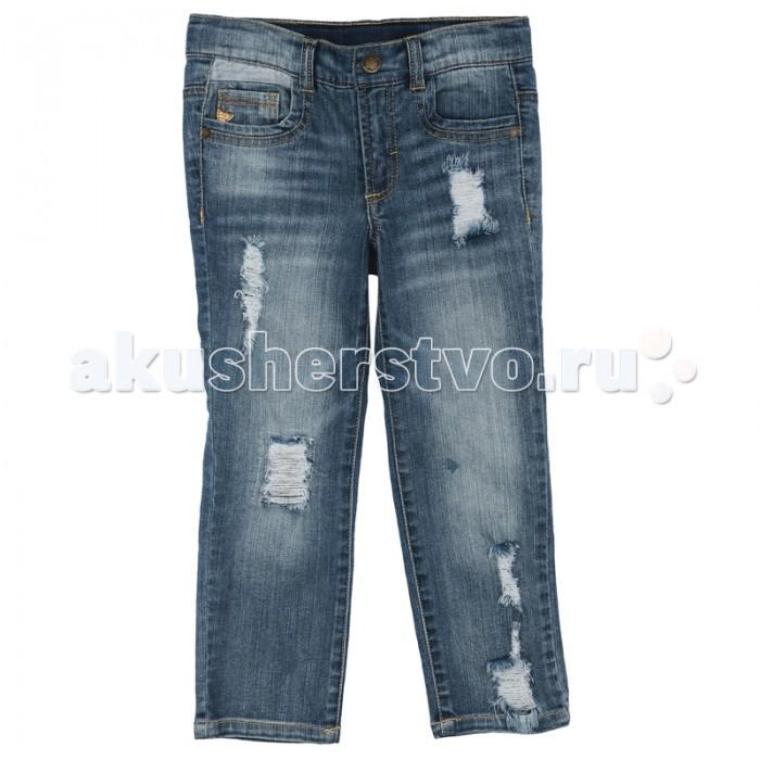 Детская одежда , Брюки, джинсы и штанишки Playtoday Джинсы для мальчика Каникулы 171156 арт: 357125 -  Брюки, джинсы и штанишки