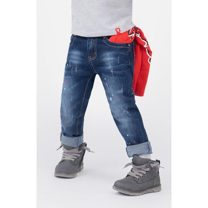Купить Брюки и джинсы, Playtoday Джинсы для мальчика Live rock 391047