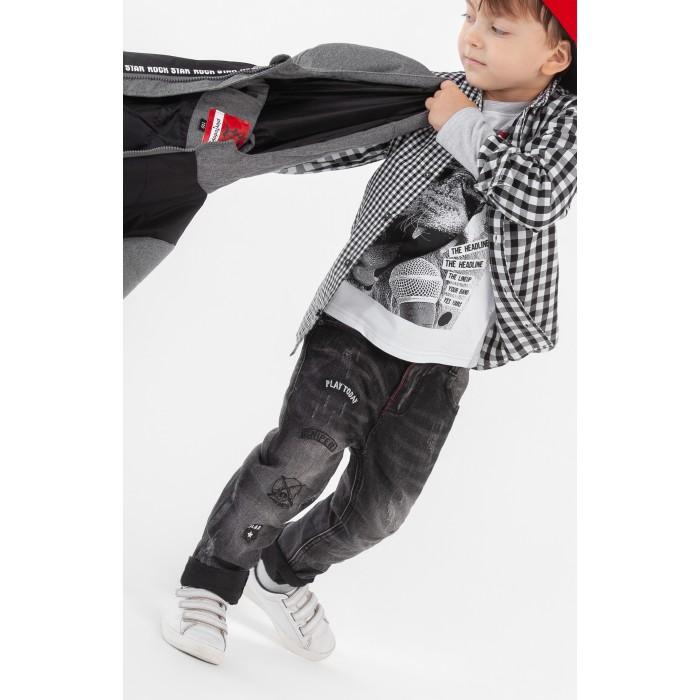 Купить Брюки и джинсы, Playtoday Джинсы для мальчика Live rock 391048/393048