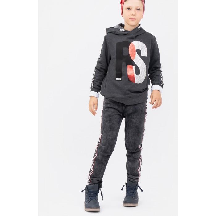 Купить Брюки и джинсы, Playtoday Джинсы для мальчика Live rock 393109
