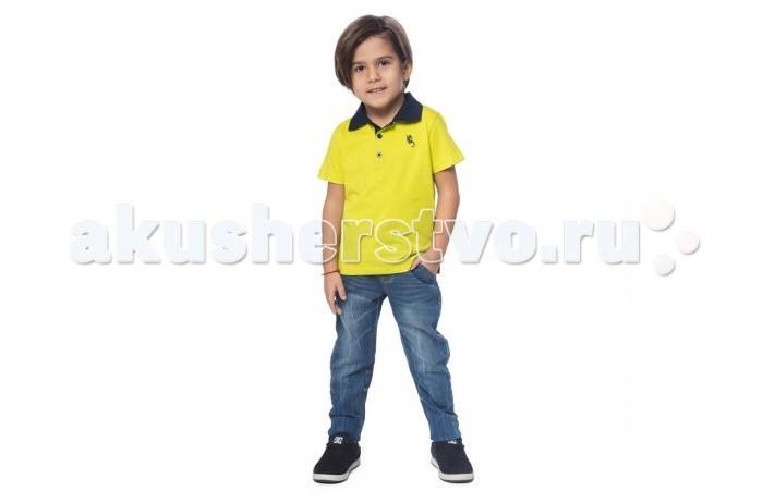Купить Брюки и джинсы, Playtoday Джинсы для мальчика Сафари парк 171103