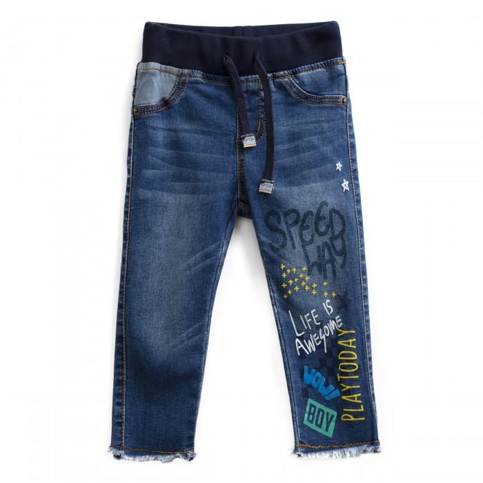 Купить Брюки и джинсы, Playtoday Джинсы для мальчиков Фантазеры 197001