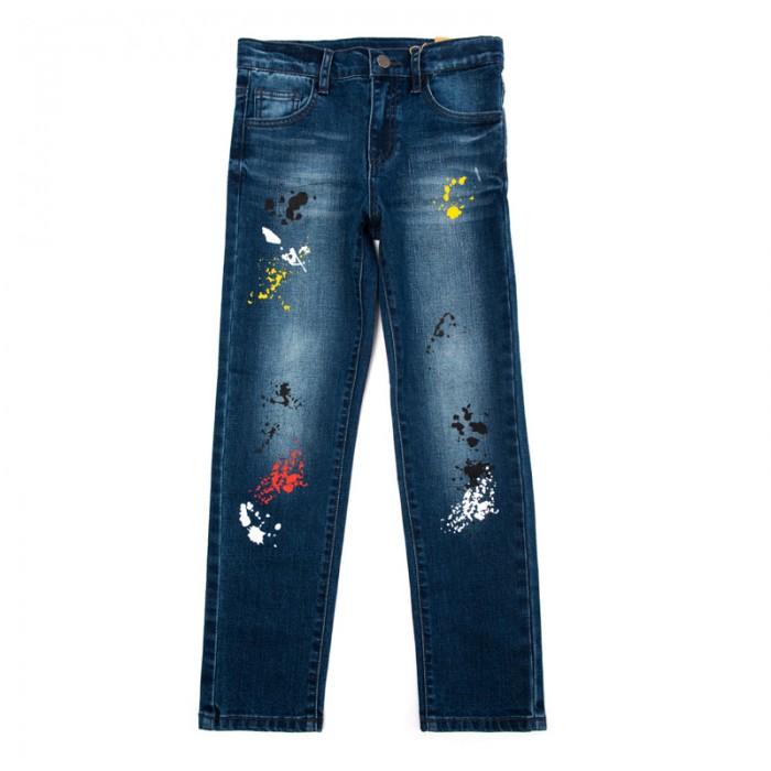 Брюки, джинсы и штанишки Playtoday Джинсы для мальчиков Истории улиц 381012 ostin базовые джинсы для мальчиков