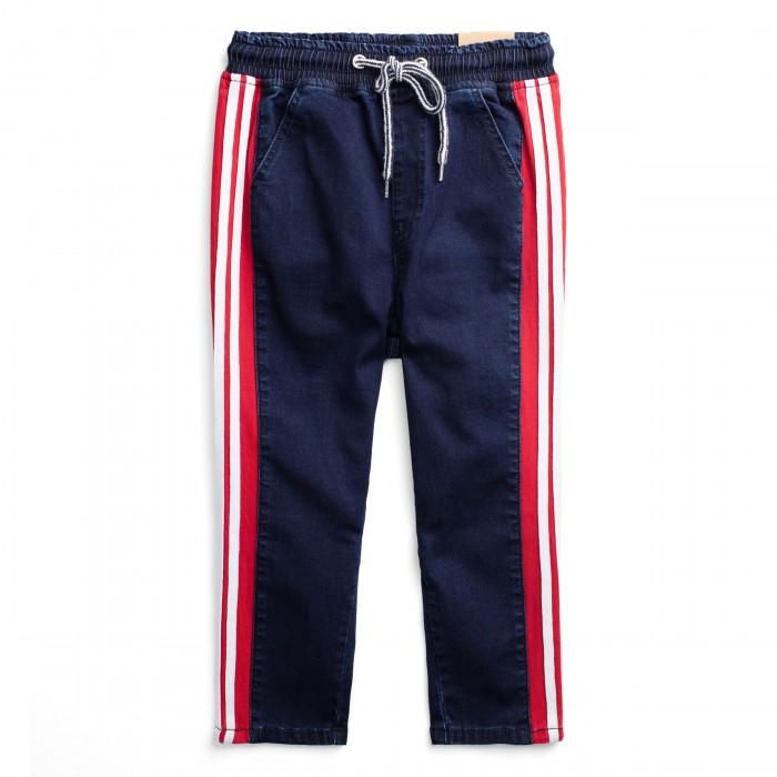 Купить Брюки и джинсы, Playtoday Джинсы для мальчиков Моторейсер 191143