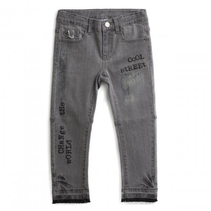 Купить Брюки и джинсы, Playtoday Джинсы для мальчиков Супер Дино 191026