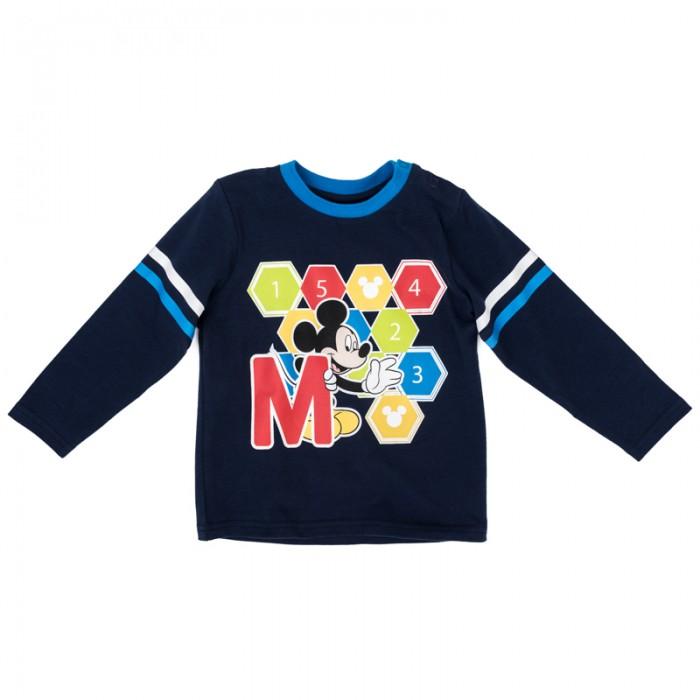 Водолазки и лонгсливы Playtoday Фуфайка детская трикотажная для мальчиков Веселый алфавит 577002 pinko платье pinko 1g11l3 5788 zn8