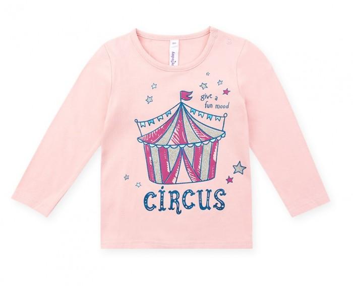Купить Водолазки и лонгсливы, Playtoday Фуфайка для девочек Light magic baby 398172