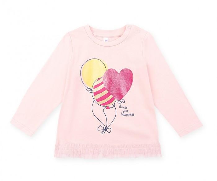 Купить Водолазки и лонгсливы, Playtoday Фуфайка для девочек Light magic baby