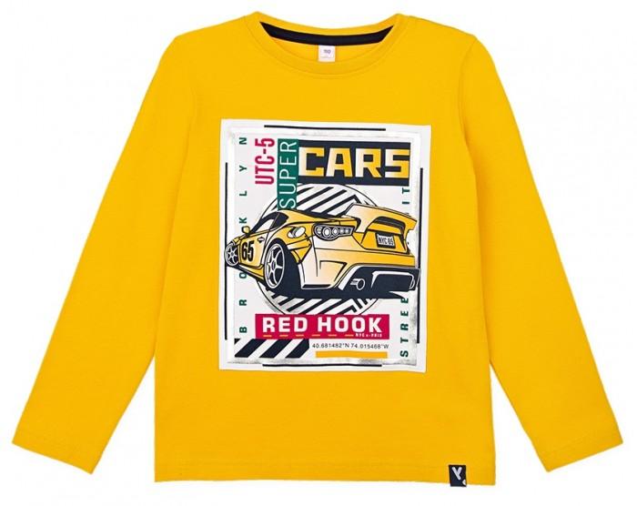 Картинка для Водолазки и лонгсливы Playtoday Фуфайка для мальчика Super cars kids boys 32012016