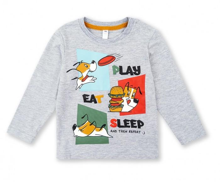 Купить Водолазки и лонгсливы, Playtoday Фуфайка для мальчиков Forest camping baby