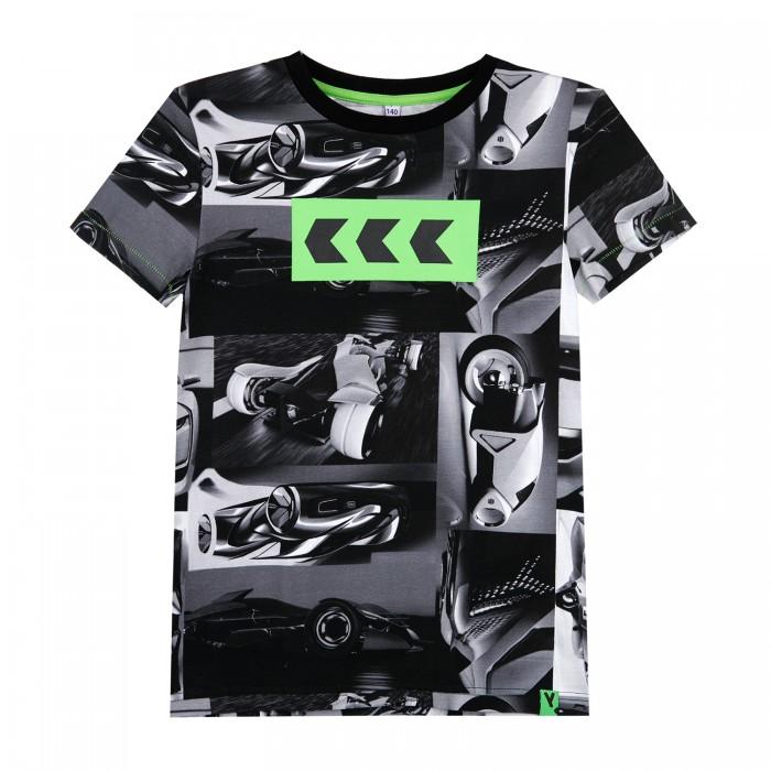 футболки и топы Футболки и топы Playtoday Футболка для мальчика 12111420