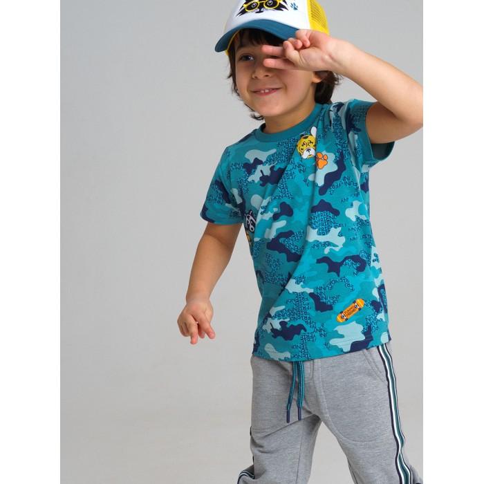 Футболки и топы Playtoday Футболка для мальчика 12112306