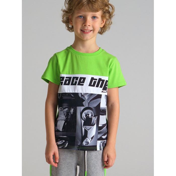 футболки и топы Футболки и топы Playtoday Футболка для мальчика 12112476