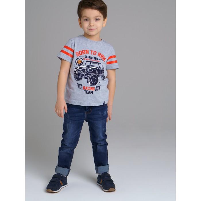 Купить Футболки и топы, Playtoday Футболка для мальчика Adventure 120212015