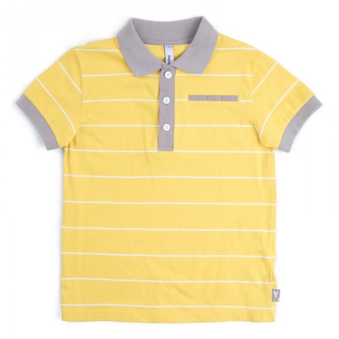 Детская одежда , Футболки и топы Playtoday Футболка для мальчика Летнее приключение 181160 арт: 458571 -  Футболки и топы