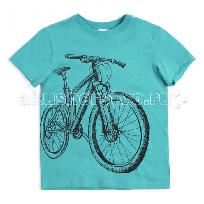 Футболки и топы Playtoday Футболка для мальчика Летнее приключение футболки и топы playtoday футболка трикотажная для девочек футболка рок принцесса 682003