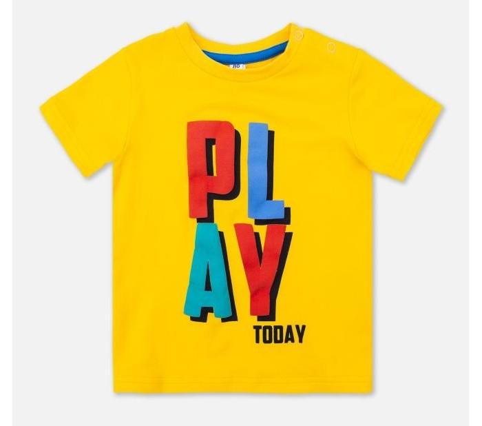 Купить Футболки и топы, Playtoday Футболка для мальчика Racer-boy 397008
