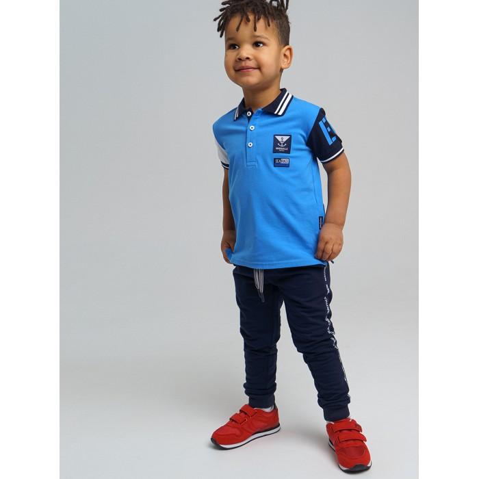 Футболки и топы Playtoday Футболка-поло для мальчика 12112522