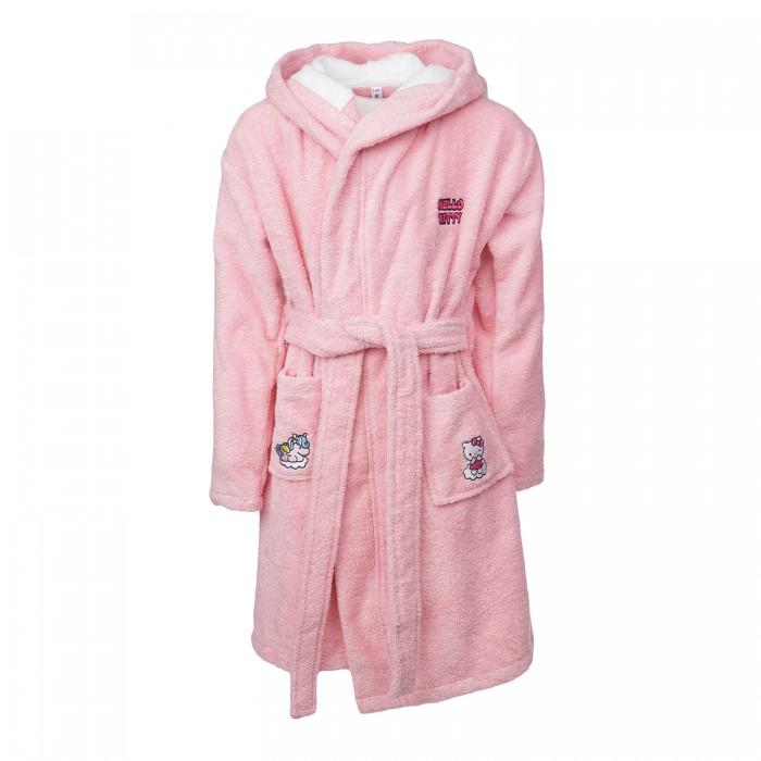 Купить Домашняя одежда, Playtoday Халат для девочки Hello Kitty