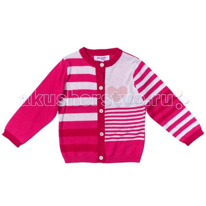 Детская одежда , Кофты и кардиганы Playtoday Кардиган для девочки Лучшие друзья 178006 арт: 347785 -  Кофты и кардиганы