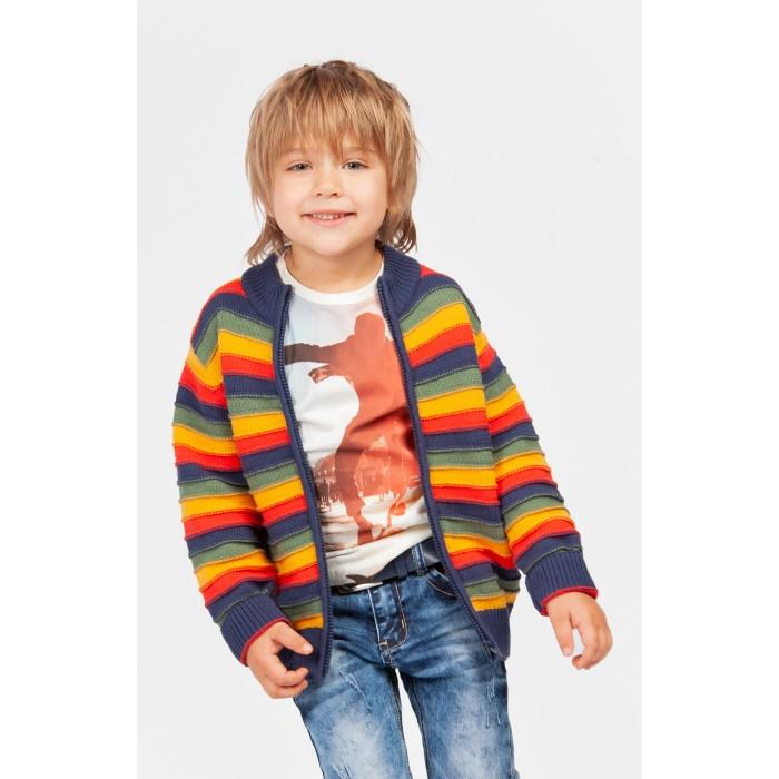 Купить Джемперы и кардиганы, Playtoday Кардиган для мальчика Forest camping 391024/397056