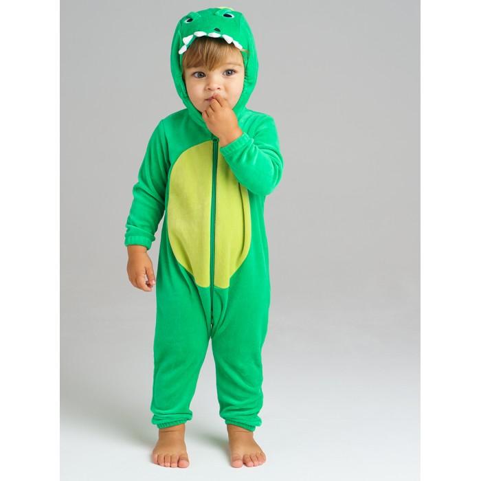 Купить Домашняя одежда, Playtoday Кигуруми Динозавр 42013003