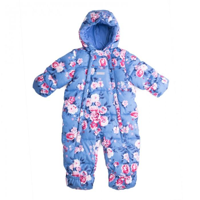 Детская одежда , Демисезонные комбинезоны и комплекты Playtoday Комбинезон детский текстильный для девочек Флоранс 188801 арт: 456796 -  Демисезонные комбинезоны и комплекты