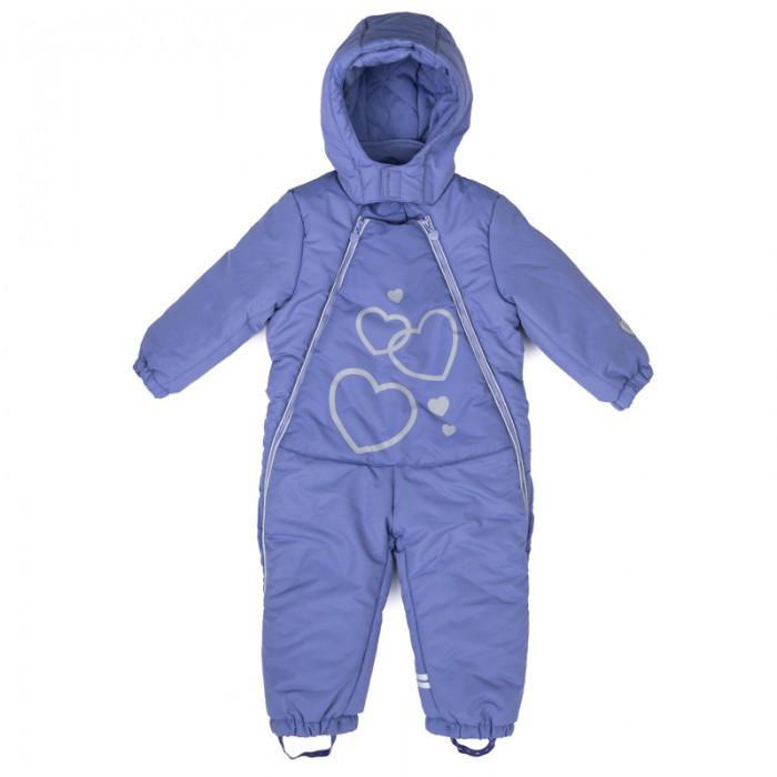Демисезонные комбинезоны и комплекты Playtoday Комбинезон детский текстильный для девочек Лучшие друзья 378002