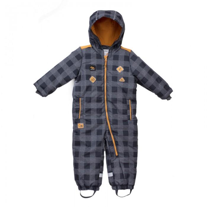 Детская одежда , Демисезонные комбинезоны и комплекты Playtoday Комбинезон для мальчиков Маленькие строители 187003 арт: 451514 -  Демисезонные комбинезоны и комплекты