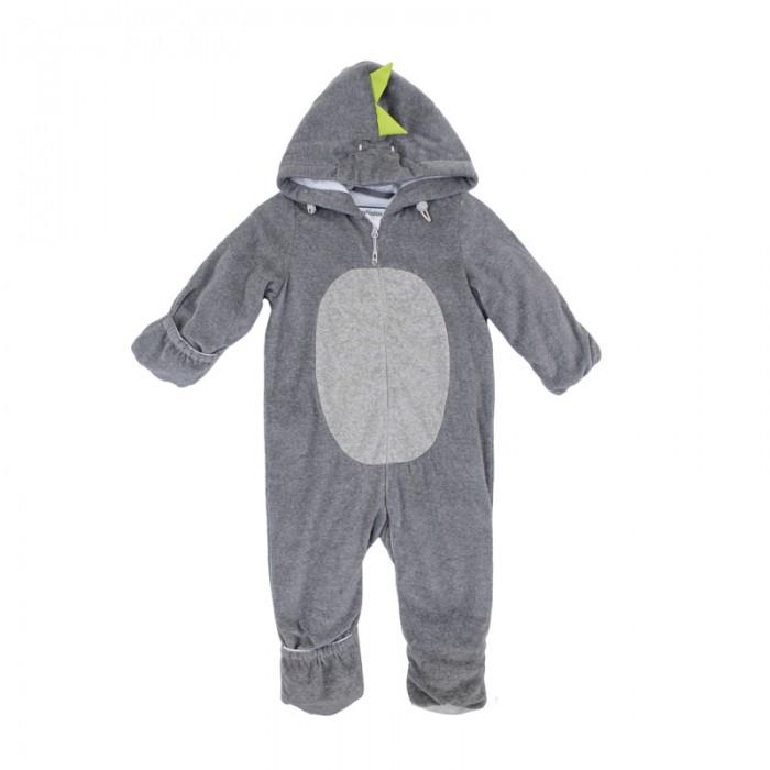Детская одежда , Демисезонные комбинезоны и комплекты Playtoday Комбинезон для мальчиков Маленький динозаврик 187803 арт: 452489 -  Демисезонные комбинезоны и комплекты