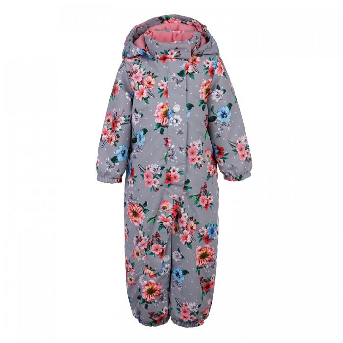 Купить Комбинезоны и полукомбинезоны, Playtoday Комбинезон текстильный для девочек 12123302