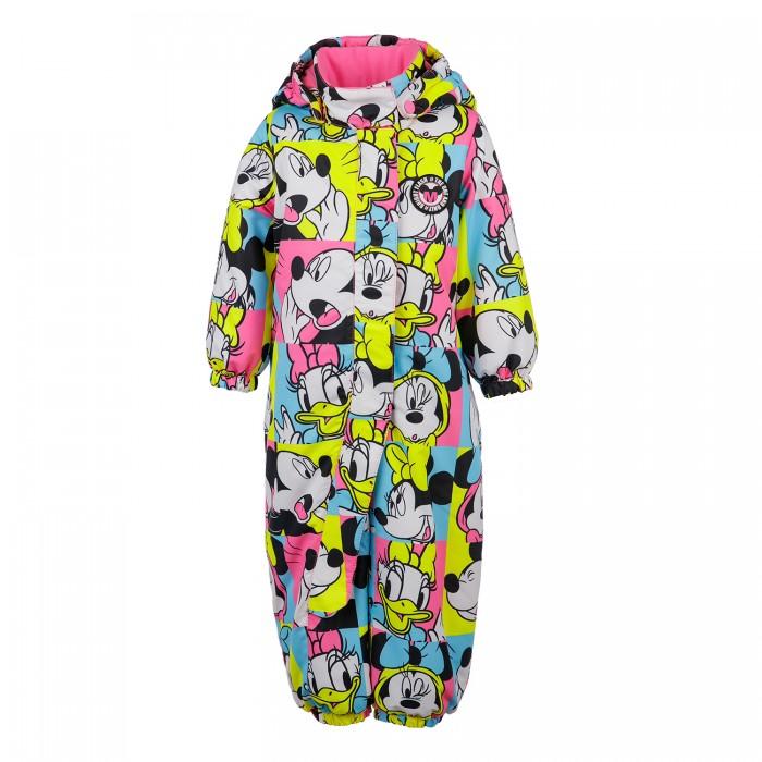 Купить Комбинезоны и полукомбинезоны, Playtoday Комбинезон текстильный для девочек 12143188