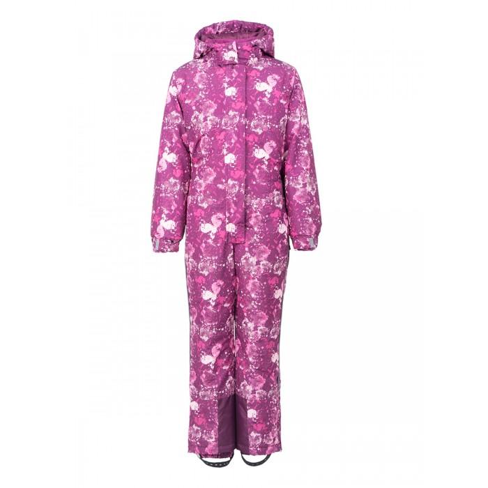 Купить Комбинезоны и полукомбинезоны, Playtoday Комбинезон текстильный для девочек 392246/394102