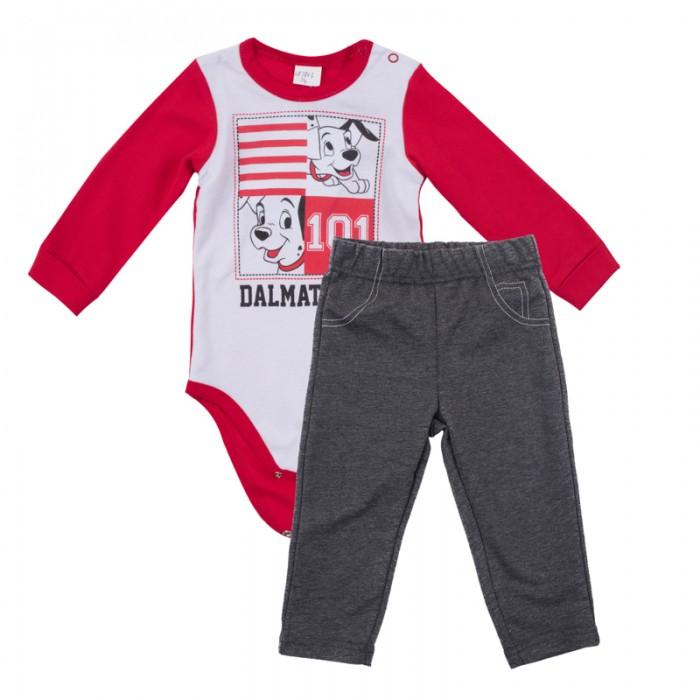 Комплекты детской одежды Playtoday Комплект детский (боди, штанишки) Далматинцы 687803 комплект luisa spagnoli одежда повседневная на каждый день