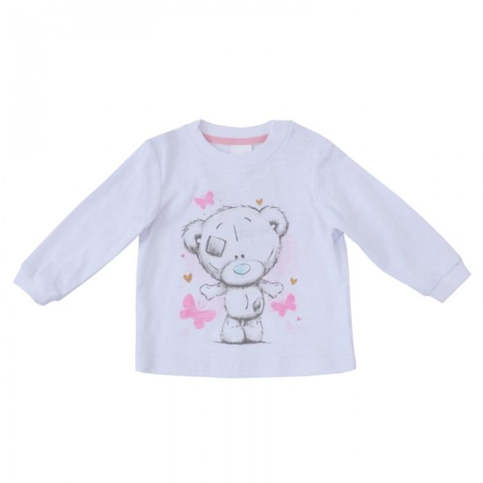 Комплекты детской одежды Playtoday Комплект детский трикотажный для девочек (фуфайка и брюки) Флоранс 688802