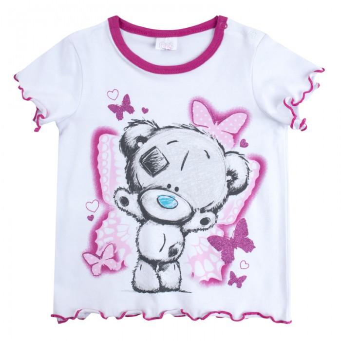 Комплекты детской одежды Playtoday Комплект детский трикотажный для девочек (фуфайка и шорты) Солнечная палитра 688052