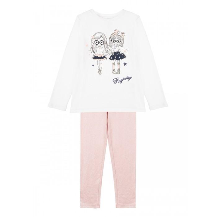 Playtoday Свитшот и брюки для девочек Grand Theatre baby girls 32023020