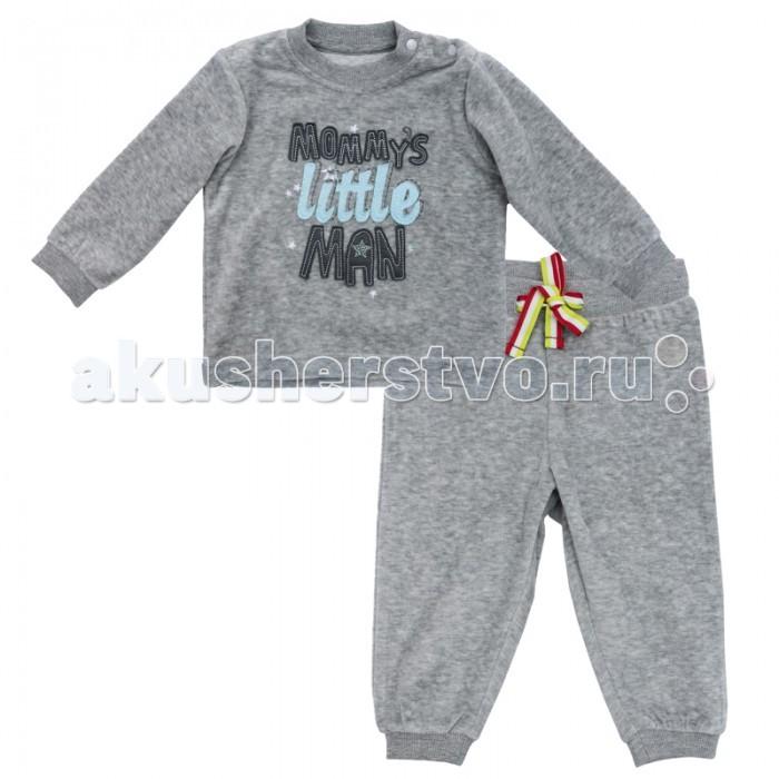 Комплекты детской одежды Playtoday Комплект для мальчика Медвежата 177806
