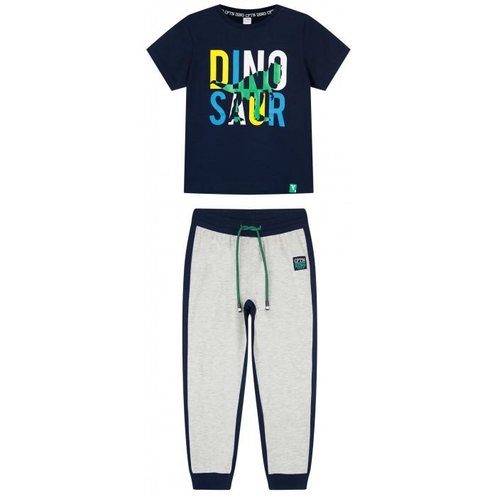 Картинка для Комплекты детской одежды Playtoday Комплект для мальчика Captain Dino kids boys 32012133